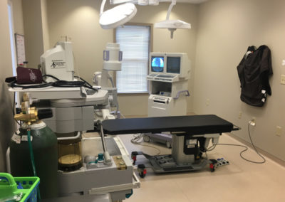 Alpharetta Surgery Room
